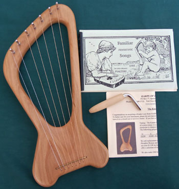 Buy A Harp >> Harps of Lorien ~ Quality hand-crafted instruments ...